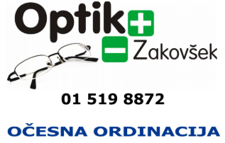 Optika & Ordinacija Zakovšek